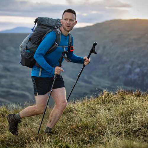Q&A with Wainwrights Round record holder James Forrest